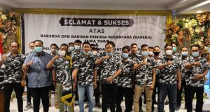 Optimisme Bapera Surabaya Dalam Membangun Surabaya
