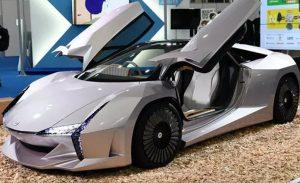 Mobil Ramah Lingkungan, Berbahan Dasar dari Limbah dan Tanaman