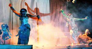Sosok 'Maria Zaitun' di Pentas International Theatre Festival 2019