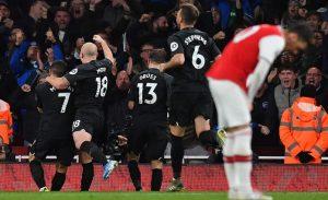Menjamu Brighton di Emirates, Arsenal Justru Dipermalukan 1-2