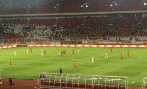 Menang Telak 4-0, Persija Amankan Posisi di Liga 1 Musim Mendatang