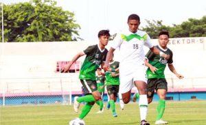 Kalahkan DIY dan Kalsel, Tim Bola Jatim Melaju ke PON 2020