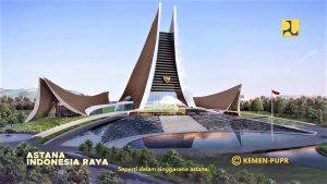 """Konsep """"Nagara Rimba Nusa"""" Menangkan Sayembara Desain Ibu Kota negara"""