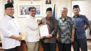 Mantan Kapolda Jatim Machfud Arifin Resmi di Usung PAN dalam Pilwali Surabaya