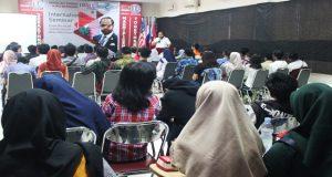 Wujudkan Pengusaha Muda Kolaboratif, STIE IBMT Gelar Seminar Internasional