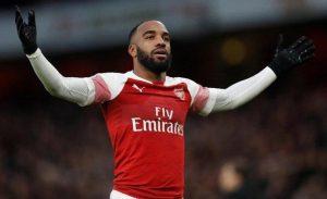 Alexandre Lacazette Bantah Isu Kepindahan Dirinya dari Arsenal