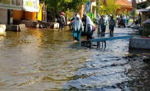 Soal Penanganan Banjir di Sidoarjo, Pemkab Adakan Kerjasama dengan Tim Ahli ITS