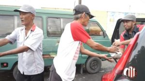Indomanutd Surabaya Salurkan Bantuan Untuk Masyarakat Terdampak Corona