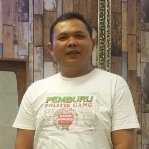 Imanta Ginting Sekretaris Jenderal Jokowi Centre