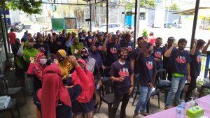 Warga Sambikerep Sekitaran Kawasan Elit Pakuwon Siap untuk Memenangkan Eri – Armudji