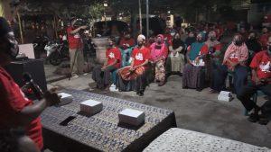 Aliansi Kebangsaan Surabaya bersama Masyarakat Kelurahan Manuan Kulon kec. Tandes siap dukung Eri – Armudji